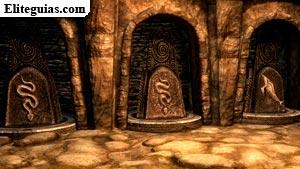 Templo de las Cataratas Lúgubres - Puzzle