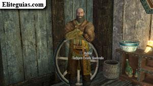 Torbjorn Escudo Quebrado