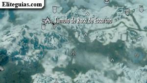 Túmulo de Roca de Escarcha