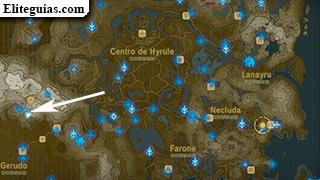 The Legend Of Zelda Breath Of The Wild Pruebas Heroicas La Sombra De La Torre