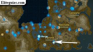 The Legend Of Zelda Breath Of The Wild Torre De Farone