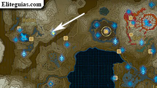 The Legend Of Zelda Breath Of The Wild Torre De Hebra