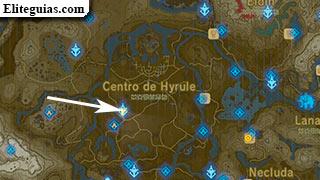 The Legend Of Zelda Breath Of The Wild Torre De La Llanura