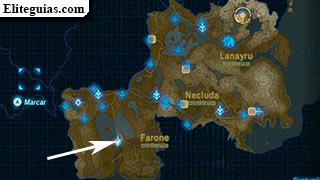 The Legend Of Zelda Breath Of The Wild Torre Del Lago