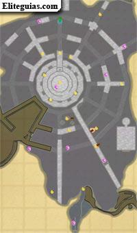 Mapa Lágrimas de Nayru