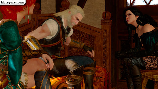 The Witcher 3: Wild Hunt - Tres no son multitud